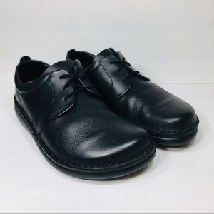 Birkenstock Footprints Leather Shoes 10